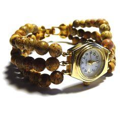 Make a jewel - My watch On The Rocks Semi-precious