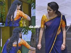 The Fresh Malayali: Serial Hottie Queen Nithya Ram - Nandini Serial Actress Hot Photo Gallery and Videos Indian Actress Hot Pics, South Indian Actress, Beautiful Indian Actress, Beautiful Actresses, Beautiful Saree, Hot Actresses, Indian Actresses, Trisha Photos, Actress Priya