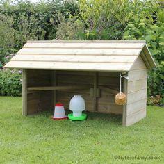 Large Chicken Shelter