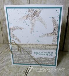 "Stamp & Scrap with Frenchie: Beautiful Cards ""Happy Mail"" Picture Perfect"