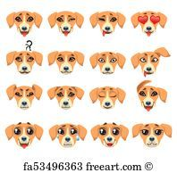 Free Art Print Of Corgi Dog Emoji Emoticon Expression Dog Emoji