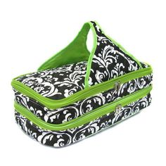 2 Casseroles Carrier ~ Super Handy for Your Picnics this Summer