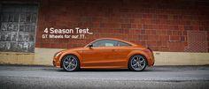 4 Season Test: 2013 Audi TT S line competition: Part 4, Audi R8 GT Wheels & Michelin Pilot Sport A/S 3 Tires