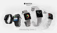 Apple launches Watch Series 2 and Apple Watch Nike with watchOS 3 - Price Availability. #iOS #iPhone #iPad #Apple @MyAppleEden  #MyAppleEden