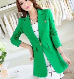 Suit coat women female blazers outerwear women coats new fashion suit jackets  #other #blazer
