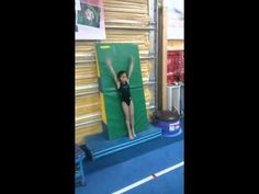 back tuck drills - YouTube