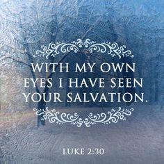Luke 2:30