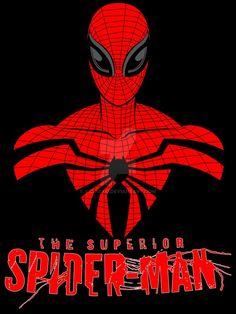 Superior Spider-Man t-shirt by Vic-Neko on DeviantArt - Visit to grab an amazing super hero shirt now on sale!