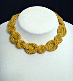 Stitch Story: Bella Necklace Trio for Inside Crochet