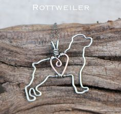 Hey, I found this really awesome Etsy listing at https://www.etsy.com/listing/249593142/rottweiler-necklace-silver-dog-dog