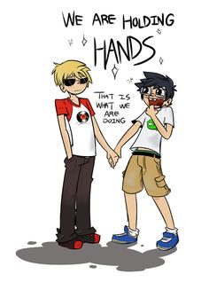 Because this board always needs more JohnDave<--- I dont really ship it, but this is cute :3