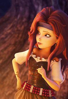 Pirate Fairy Zarina
