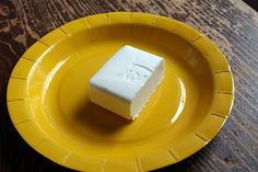 Microwave Ivory soap.  SO FUN.