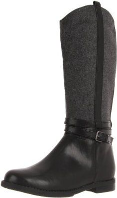 Cole Haan Kids Air Nancy Tall Boot Boot (Little Kid/Big Kid) Cole Haan. $64.60. Manmade sole. Synthetic and fabric