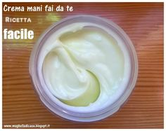 DIY hand cream, quick and easy recipe- Crema mani fai da te, ricetta facile e veloce Hands are my weak point. I& not used to using gloves when doing housework, so they often dry up and … - Hobbies To Take Up, Hobbies For Women, Finding A Hobby, Essential Oils Soap, Hobby Room, Hobby Lobby, Facial Cleansers, Beauty Recipe, Green Life