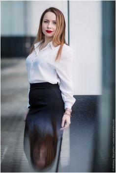 Model: Natalia w/o Photoshop