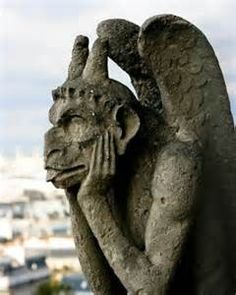 gargoyle  want to see him in person