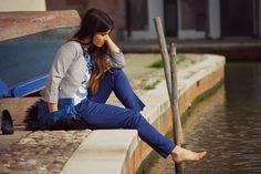 LOOKBOOK LECAMP S/S 2014: PANTALONI BLU http://www.borsadimarypoppins.com/2014/02/lookbook-lecamp-ss-2014-pantaloni-blu.html