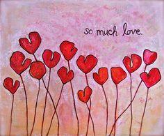 so much love.
