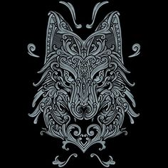 fenrir la terreur des ases loup tatouage viking. Black Bedroom Furniture Sets. Home Design Ideas