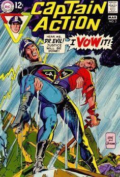 Cap sues Dr. Evil for malpractice!