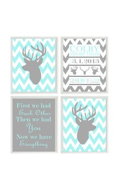 Hey, I found this really awesome Etsy listing at http://www.etsy.com/listing/156025391/nursery-art-deer-print-birth-stats-first