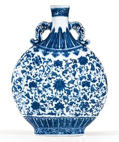Moonflask | Qing | Arts d'Asie | Sotheby's