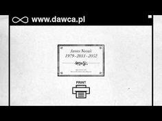 Dawca.pl - obituary