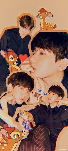 Baekhyun Chanyeol, Exo K, Baekhyun Wallpaper, Chanbaek, Just For Fun, Cute Boys, Kpop, Angels, Anime
