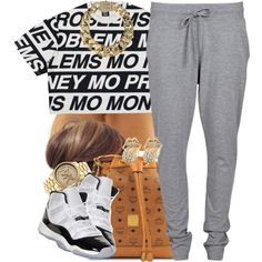 Mo Money, Mo Problems., created by livelifefreelyy on Polyvore