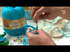 Tv Gazeta Flor de Natal azul Cristina Luriko15122014