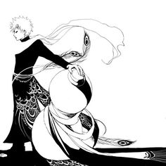Gaara.  I don't care that he is wearing a dress here, he is still awesome.