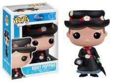 Amazon.com: Funko POP Disney Series 5: Mary Poppins Vinyl Figure: Toys & Games