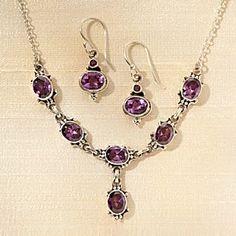 Newari Amethyst Jewelry$149.00