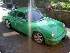 964 RS CLUBSPORT 1992