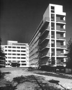 TRAS IIGM - ARQ. NÓRDICA - ALVAR AALTO -Sanatorio para tuberculosos Paimio