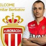 Berbatov new striker AS Monaco.