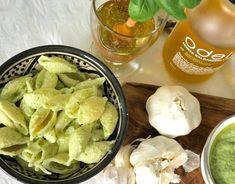 Denne pestoen må du bare smake! - Franciskas Vakre Verden Pesto Pasta, Feta, Potato Salad, Cabbage, Potatoes, Vegetables, Ethnic Recipes, Broccoli Salads, Pasta Al Pesto