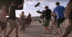"Behind the Scenes of ""Game of Thrones"" From a Camera Operators' Perspective"