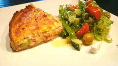 Ett LCHF-recept på en klassisk ost och skinkpaj, även kallad Quiche Lorraine. Mycket god och lättlagad. Perfekt om du äter LCHF, lowcarb & lågkolhydratkost
