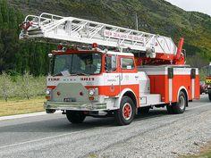 Mack Fire Trucks | 1980 Mack Fire Truck. CC rating: 11,070. | Flickr - Photo Sharing!