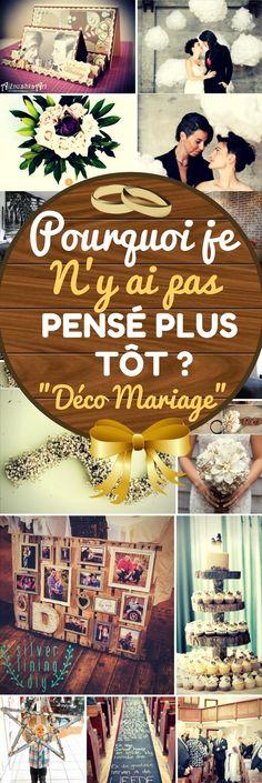 Astuces Décoration Mariage DIY