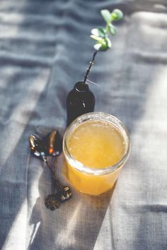 bergamot & honey syrup by Jenalle Los || CocoJenalle