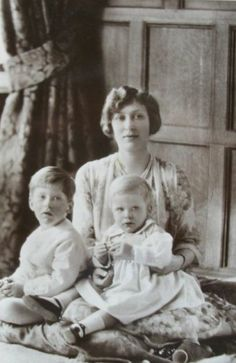 Mary and her sons.