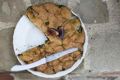 gâteau moelleux aux figues fraîches