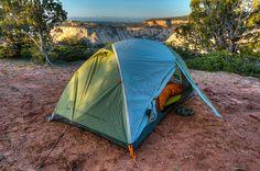 Deertrap Mountain in Zion National Park, Utah