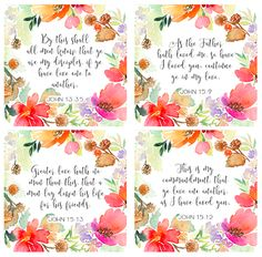 FREE PRINTABLE Scripture cards to use for your daily Bible study, War Room or Prayer Closet. You can also print them on heavy cardstock and laminate to decorate your office! Or include in a card for a great gift idea! Find more just like this at timewarpwife.com. @Darlene Schacht (TimeWarpWife.com) l