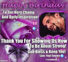 Tweets by G L Anderson (@Shady926) – Twitter Happy Birthday Joe, 33rd Birthday, Roman Reigns, Twitter