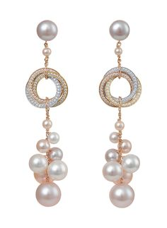 Cartier Reinvents the Famous Trinity Concept With Pearls (2)
