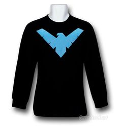 Images of Nightwing Long Sleeve T-Shirt